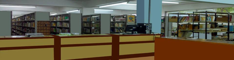 Biblioteca de Humanidades de la UNSa.